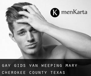 gay gids van Weeping Mary (Cherokee County, Texas)