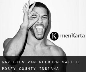 gay gids van Welborn Switch (Posey County, Indiana)