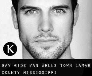 gay gids van Wells Town (Lamar County, Mississippi)
